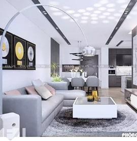Dự án thiết kế nội thất KFA