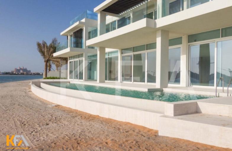 Frond-Signature-Villa-In-Palm-Jumeirah-Dubai 4
