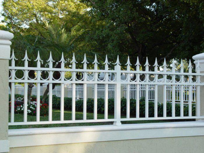 """Top 10 mẫu hàng rào đẹp khiến bạn """"chấm"""" ngay từ cái nhìn đầu tiên"""