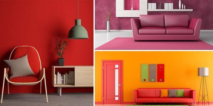 Màu sắc trong thiết kế nội thất có ý nghĩa như thế nào?