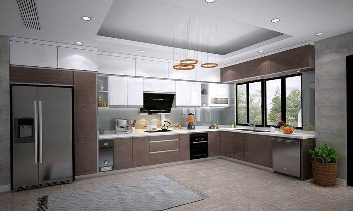 """Điểm danh 3 phong cách thiết kế nội thất nhà bếp """"siêu đẹp"""""""