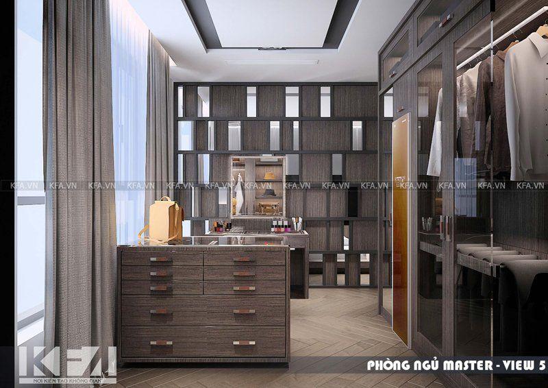 Thiết kế và thi công nội thất chung cư P8 Park Hill – anh Hưng
