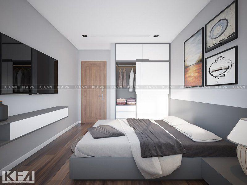 Thiết kế và thi công nội thất chung cư Mandarin Garden – anh Hoàng Anh