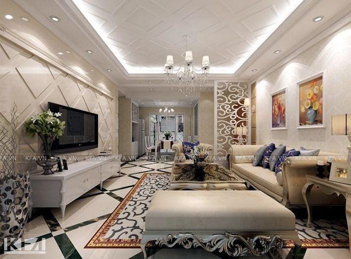 5 bước trong quy trình thiết kế nội thất trọn gói chuyên nghiệp