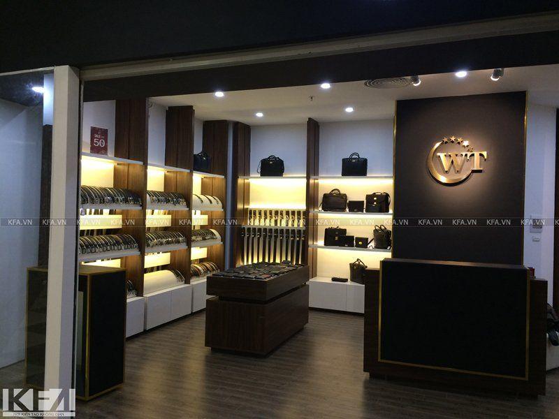 Thi công showroom WT Royal 3