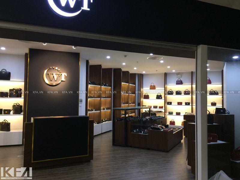 Thi công showroom WT Royal 4