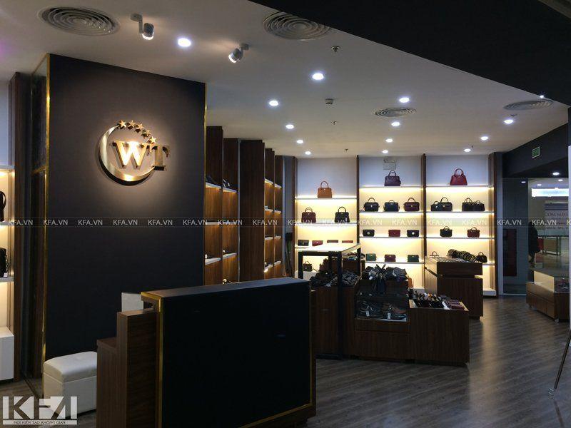 Thi công showroom WT Royal 6