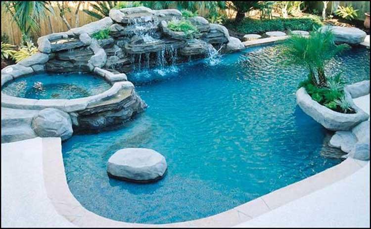Tổng hợp các mẫu biệt thự có hồ bơi đẳng cấp nhất