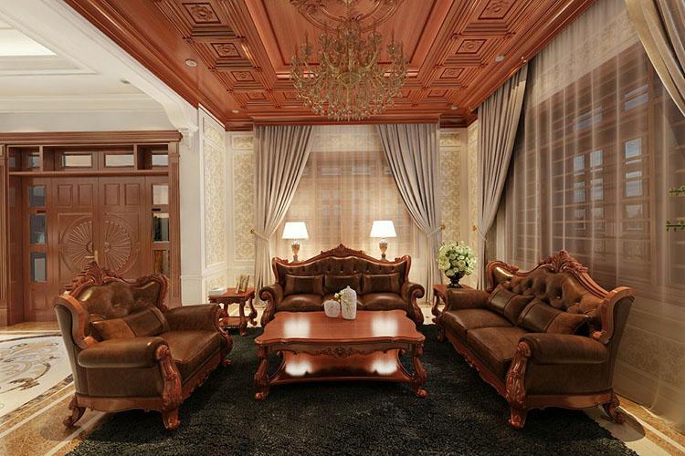 Phong cách thiết kế nội thất cổ điển đặc trưng nhất hiện nay