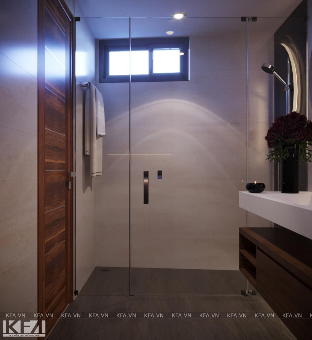 Thiết kế nội thất chung cư Hei Tower – Chị Hồng