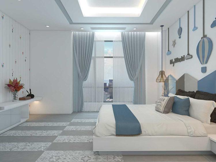 Không gian thoáng mát và rộng rãi khi sử dụng những đồ nội thất đa năng