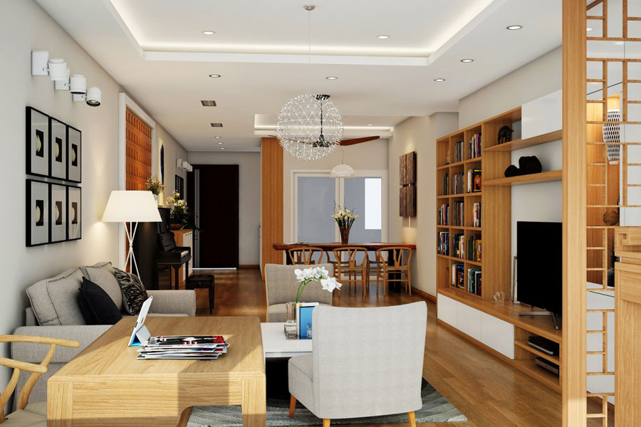 nội thất bằng gỗ công nghiệp