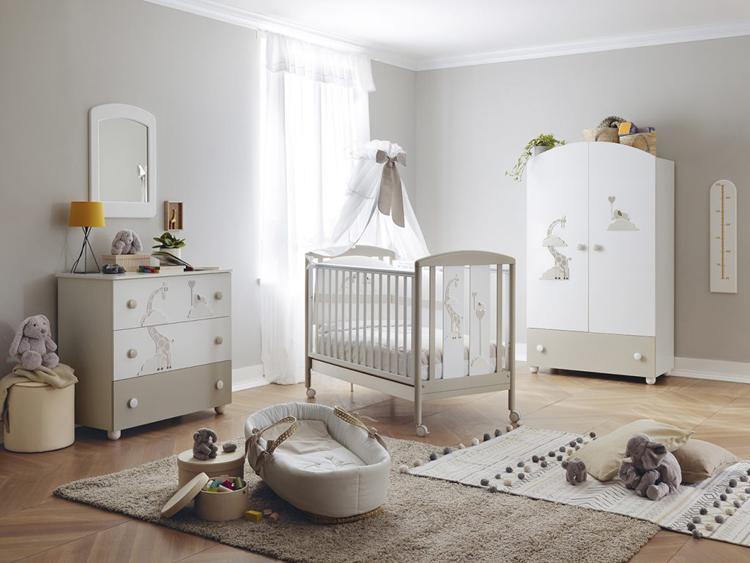 phòng ngủ thiết kế đơn giản tiện nghi