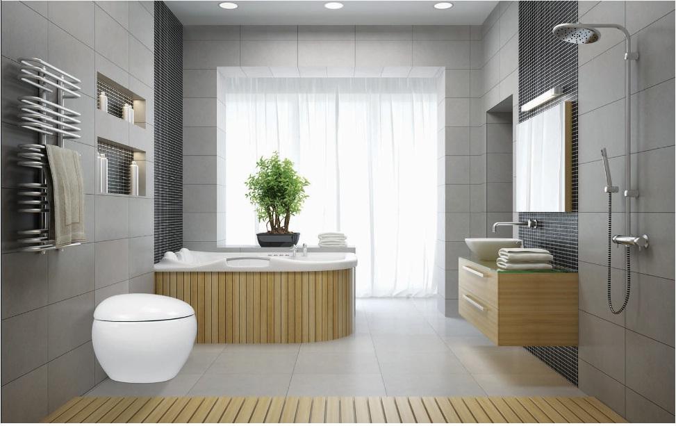 14+ mẫu thiết kế phòng tắm 6m2 đẹp và tiện nghi nhất năm 2020