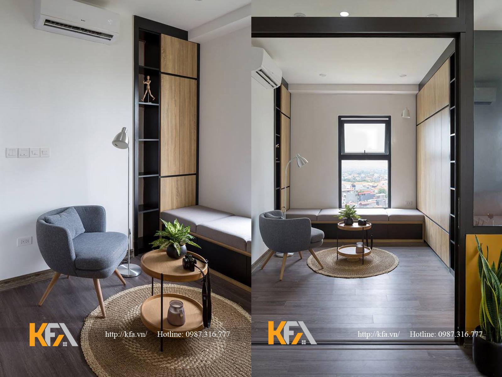 Thiết kế nội thất chung cư ECOPARK – Anh Huy