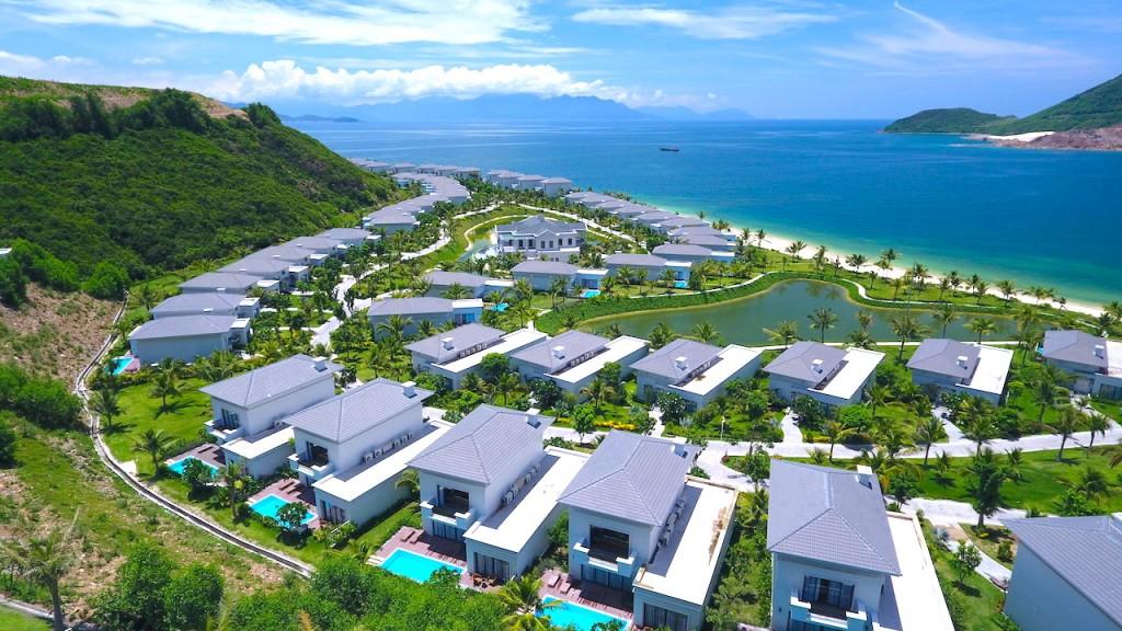 Mẫu biệt thự biển Vinpearl Nha Trang snag trọng