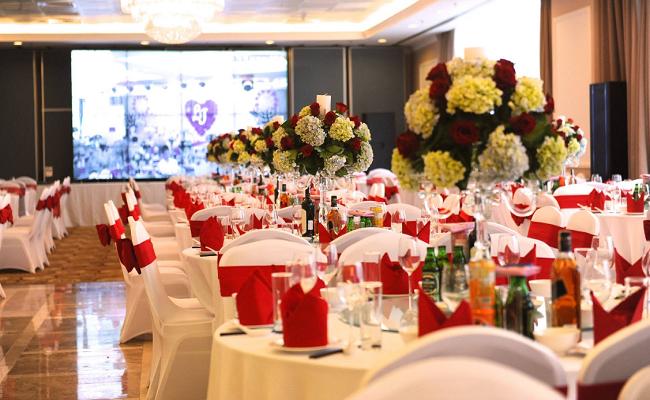 Thiết kế nhà hàng tiệc cưới 4