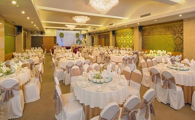 Thiết kế nội thất nhà hàng tiệc cưới 5