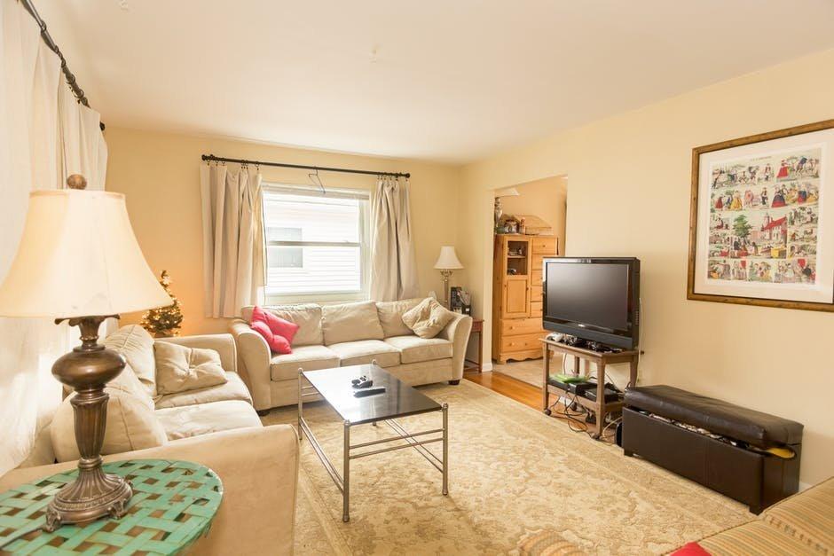 Thiết kế nội thất phòng khách chung cư hiện đại theo xu hướng