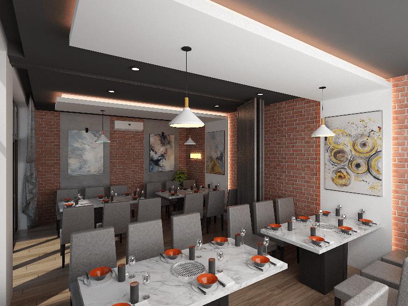 Thiết kế nội thất nhà hàng chuyên nghiệp