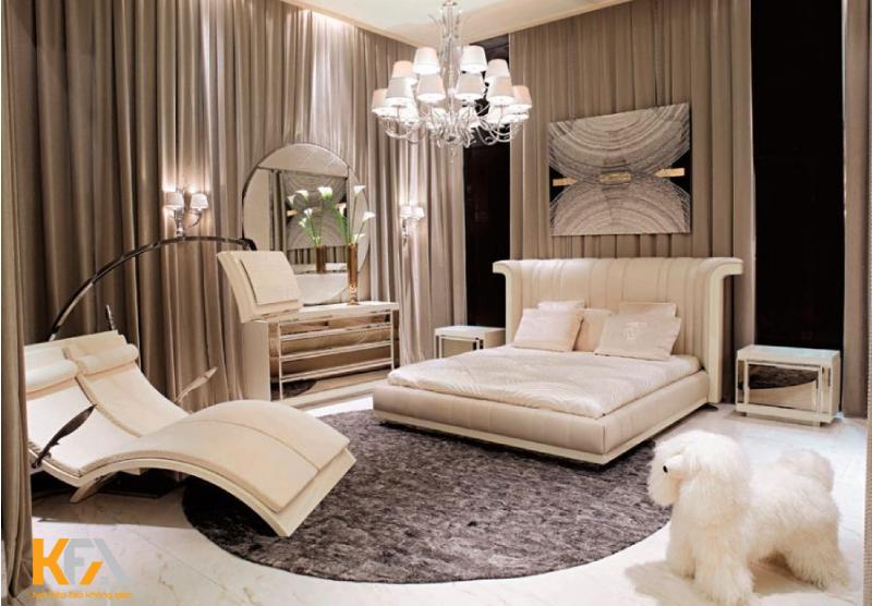 50+ mẫu bàn ghế phòng ngủ đẹp mới nhất