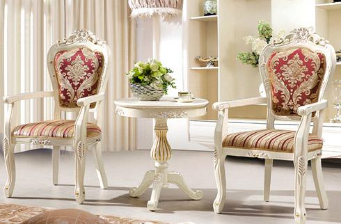 Bàn ghế phòng ngủ phong cách châu âu 4