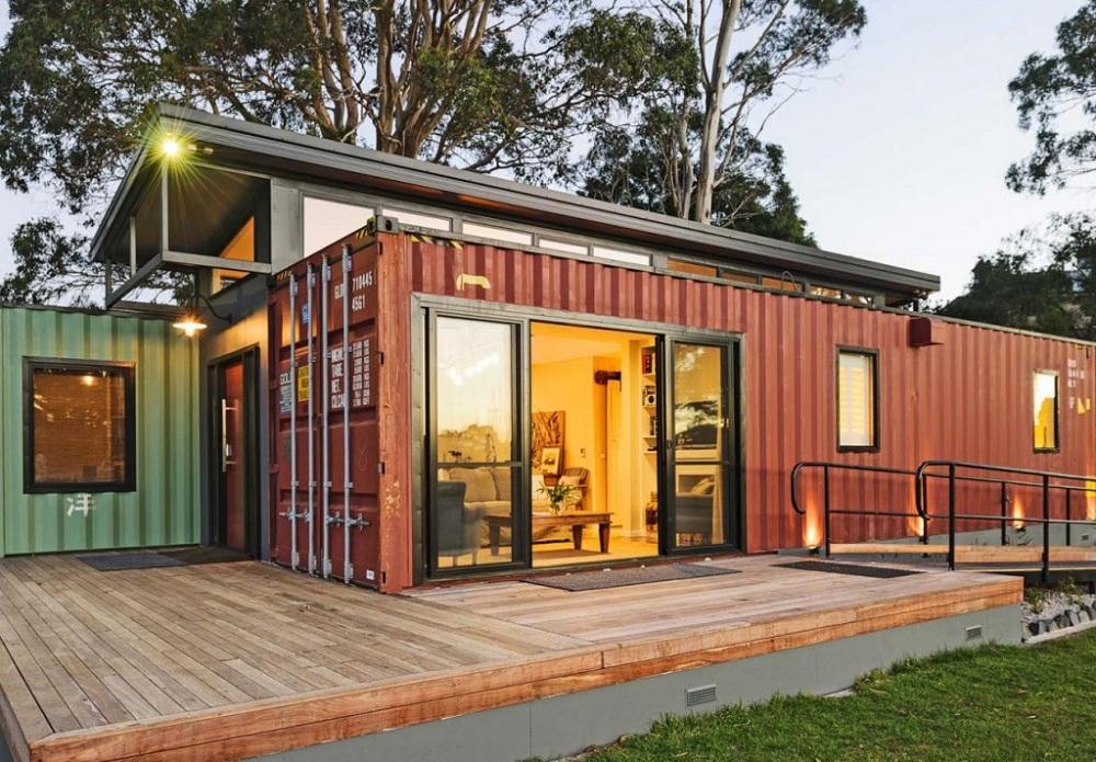 Mẫu thiết kế nhà Container đẹp với chi phí rẻ phù hợp với mọi không gian sống.
