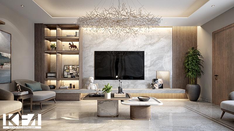 Tổng hợp 50+ mẫu tủ phòng khách đẹp theo nhiều phong cách