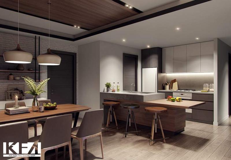 Tổng hợp 20 mẫu nội thất chung cư 60m2 đẹp