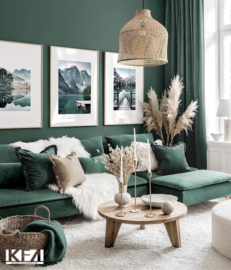 Diện tích phòng khách tiêu chuẩn cho nhà chung cư