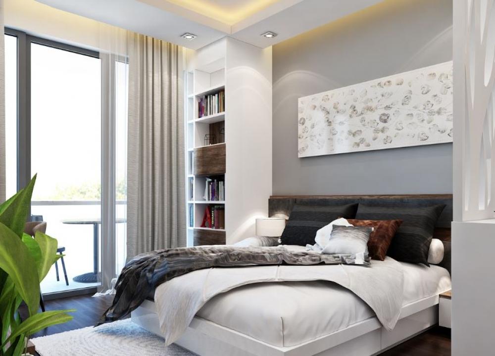 Thiết kế phòng ngủ chung cư 100m2
