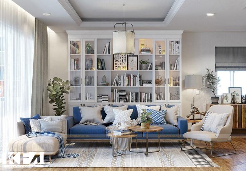 Ý tưởng thiết kế nội thất chung cư 100m2 bạn không nên bỏ qua