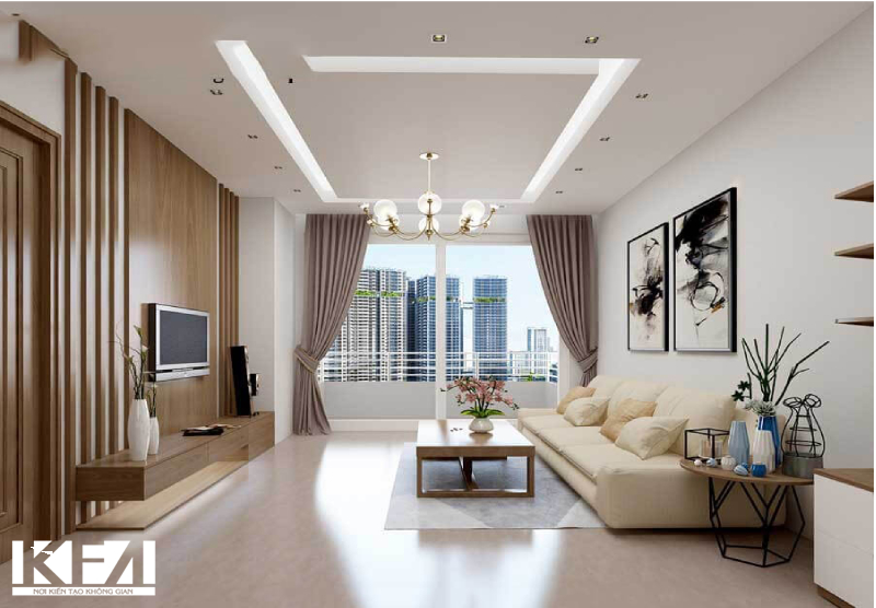 Bí quyết thiết kế nội thất phòng khách nhỏ cực đơn giản