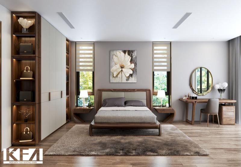 101 mẫu thiết kế phòng ngủ hiện đại cập nhật năm 2020