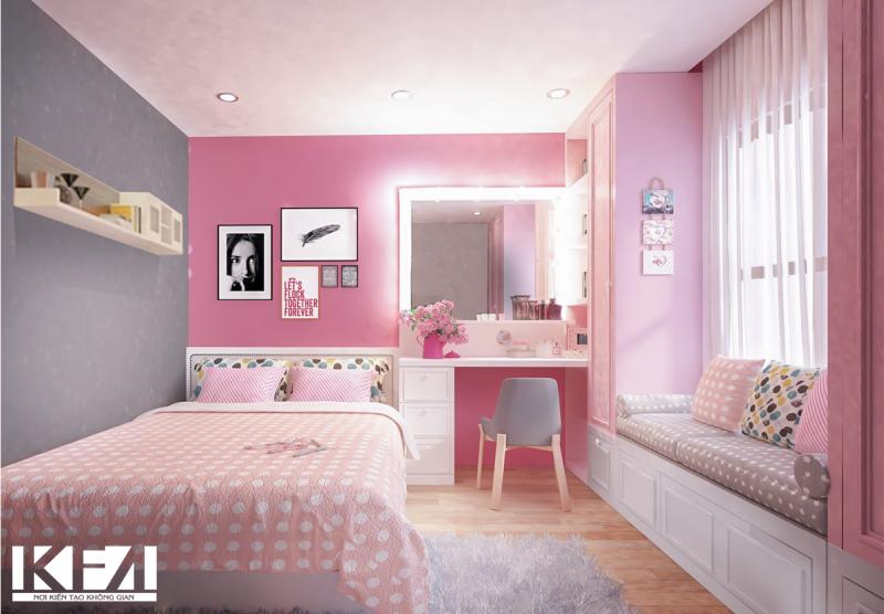 Ý tưởng deco phòng ngủ bằng tranh ảnh