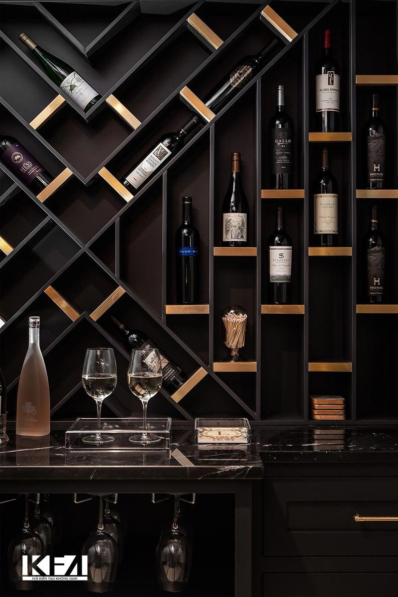 [Top] 10+ mẫu tủ rượu đẹp phòng khách