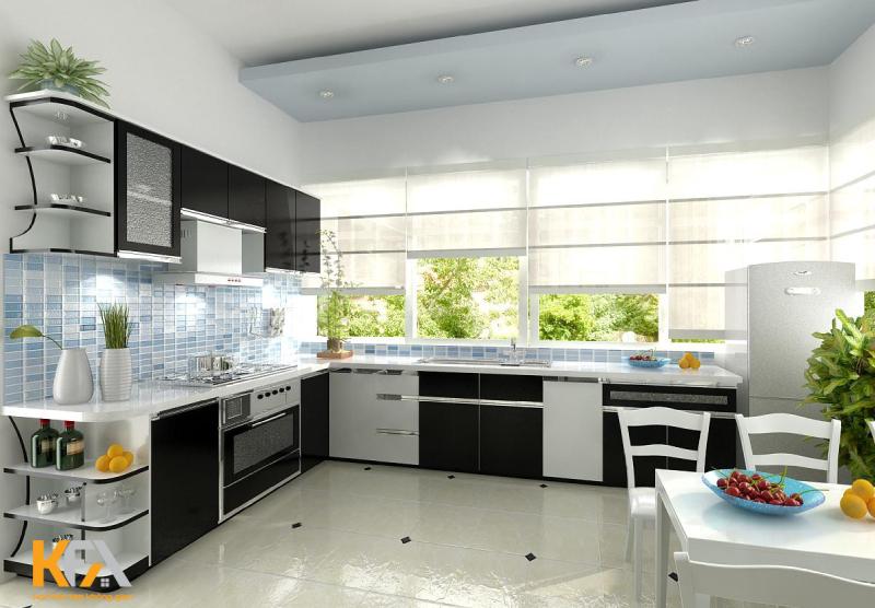 Nhà có nhiều cửa sổ sẽ giúp không khí được điều hòa trong lành