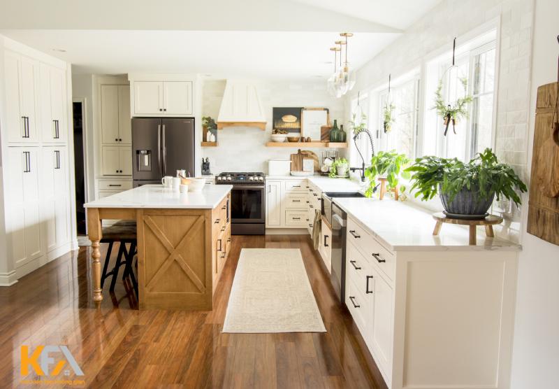 Tổng hợp 20 mẫu nhà bếp đẹp đơn giản tiết kiệm chi phí