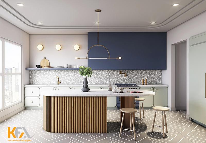 Top 20+ mẫu phòng bếp đẹp hiện đại theo xu hướng