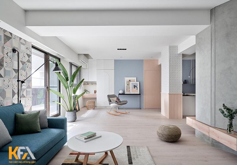 Trang trí nội thất của Bauhaus áp dụng thiết kế hiện đại và sự sắp xếp thông minh, tất cả đều thuộc về Bauhaus.