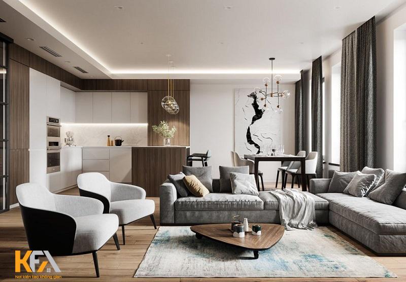 Yếu tố thẩm mỹ liên quan đến công năng làm nổi bật vẻ đẹp của phong cách thiết kế Bauhaus