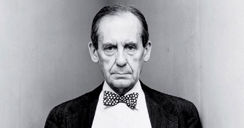 Walter Gropius – Cha đẻ của trường phái thiết kế Bauhaus