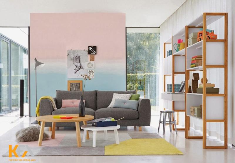 Trong thiết kế nội thất chung cư, phong cách Vintage mang đến một không gian sống mới mẻ