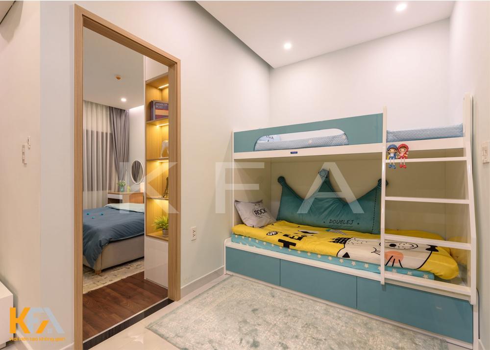 Thiết kế nội thất chung cư 45m2 Vinhome Smart City