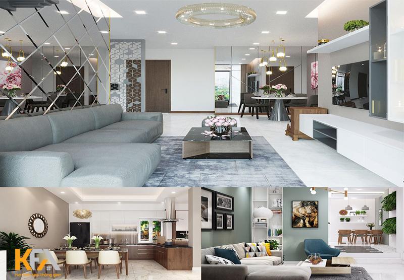 Hoàn thiện bản thiết kế và bàn giao căn hộ