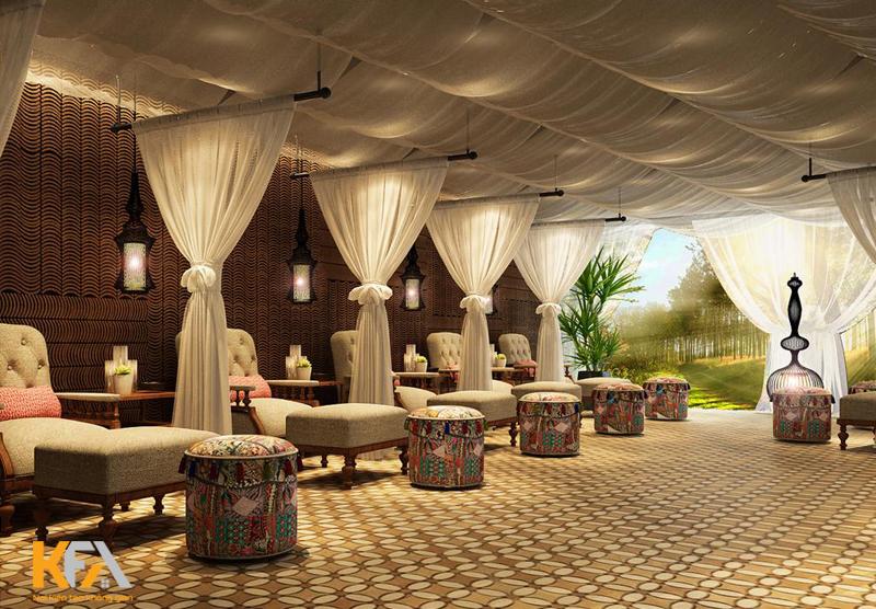 Công ty thiết kế nội thất spa chuyên nghiệp tại Hà Nội