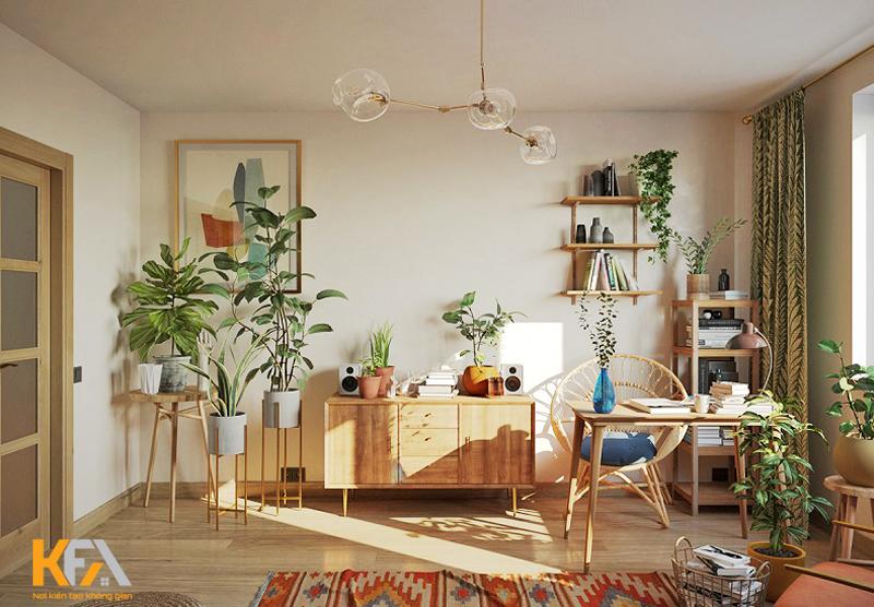 Tuyệt chiêu bỏ túi giúp tự thiết kế nội thất chung cư đẹp nhất