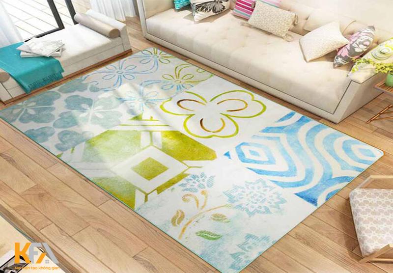Sợi Acrylic có đa dạng hoa văn và màu sắc