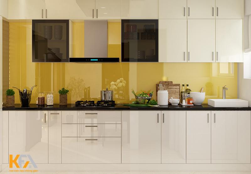 Bí quyết chọn màu kính ốp bếp phù hợp theo cung mệnh