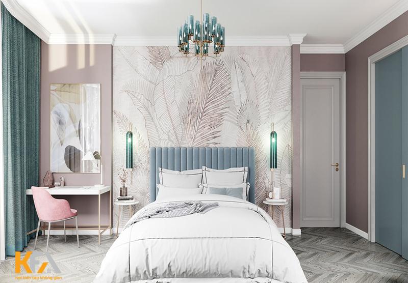 ường phòng ngủ sẽ tạo nên vẻ đẹp thẩm mỹ mới
